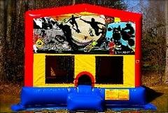 XTREME SPORTS MOONBOUNCE