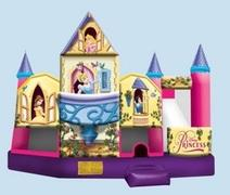 Xtreme 5n1 Disney Princess Castle
