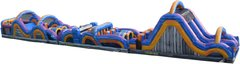 Cosmic Marble Radical Run Obstacle Course Inflatable  A/B/C