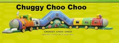 Chuggy Choo Choo Obstacle Course