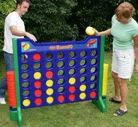 Mega Jumbo Connect 4 Carnival Game