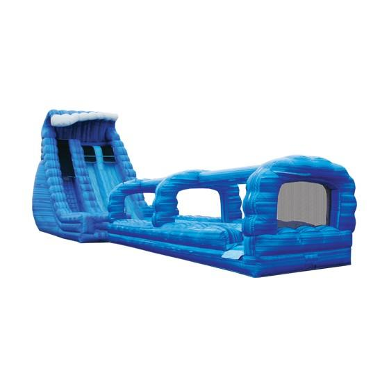 Raging Rapids Xtreme Inflatable Water Slide: Xtreme Inflatables Of La, LLC