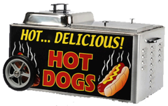FF- Hot Dog Warmer