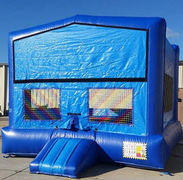 Blue Funhouse 15ft x 15ft