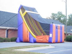 22ft Colossal Cliffhanger Dual Lane Slide
