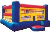 Bouncy Boxing Ring 13ft x 13ft