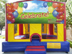 Celebrate Colorful Funhouse 15ft x 15ft