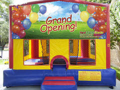 Grand Opening Colorful Funhouse 15ft x 15ft