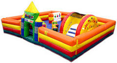 Toddler Playland 13 x 17