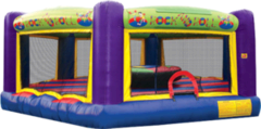 Giant 24ft x 24ft Open Top Bouncer