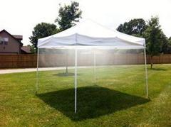 Tent Cool Mist 10 x 10 & Yard Party Events - bounce house rentals and slides for parties in ...