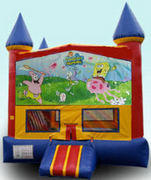 CPU - Spongebob Colorful Castle 15ft x 15ft