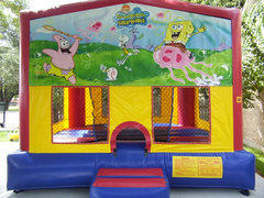 CPU - Spongebob Colorful Funhouse 15ft x 15ft