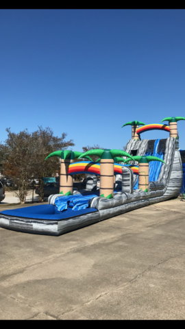 22ft Dual Lane Slip N Slide (temporary picture)