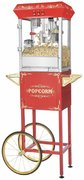 Vintage Popcorn Machine (With Cart)