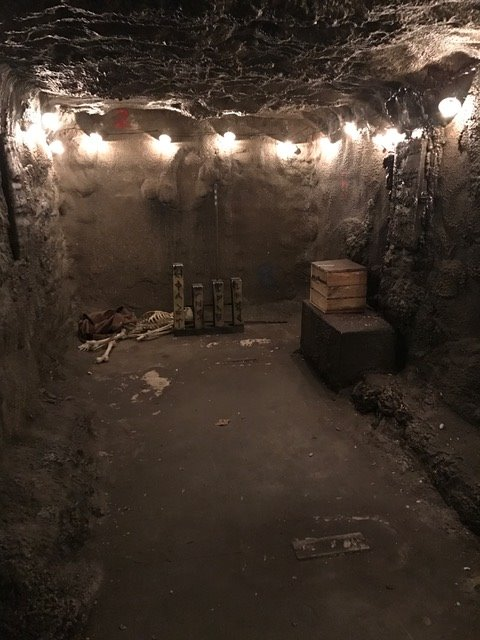 Temple Ruins Escape Room