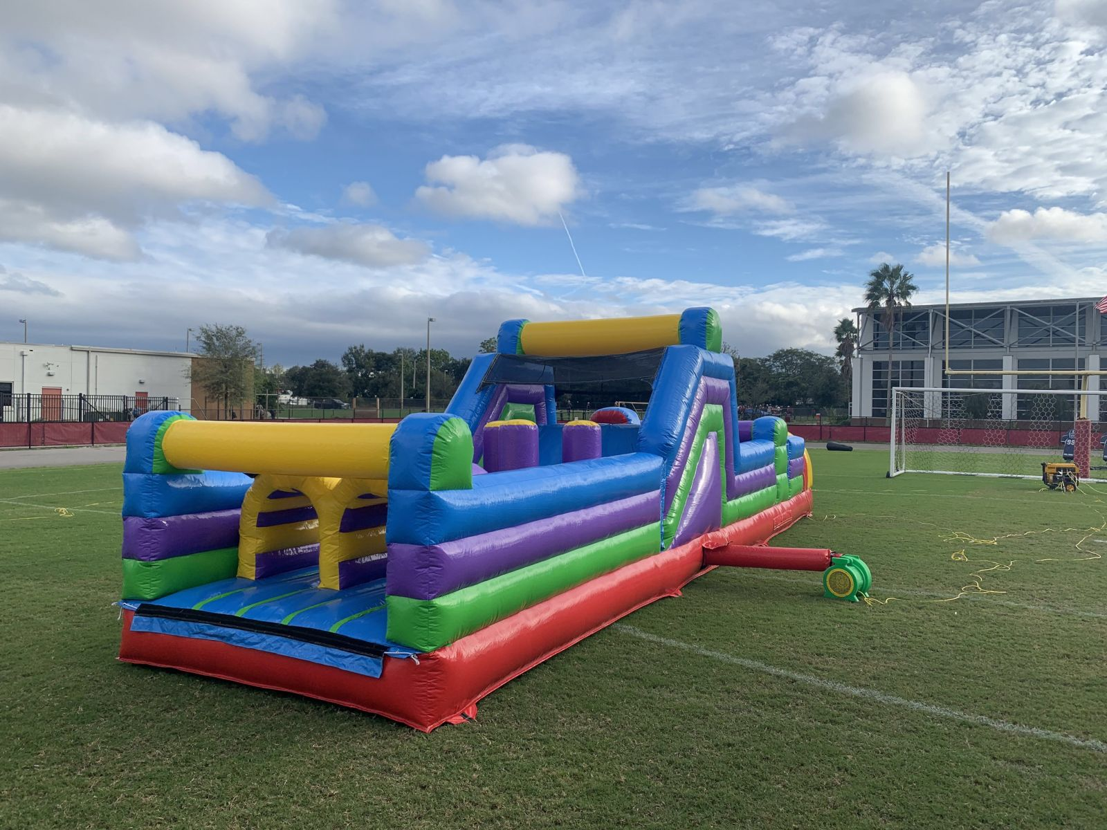 40ft obstacle course rental orlando