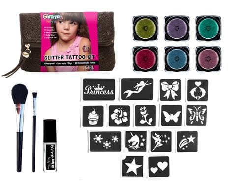 Jumpin Jack Splash Girl-Glitter-to-Go-Kit