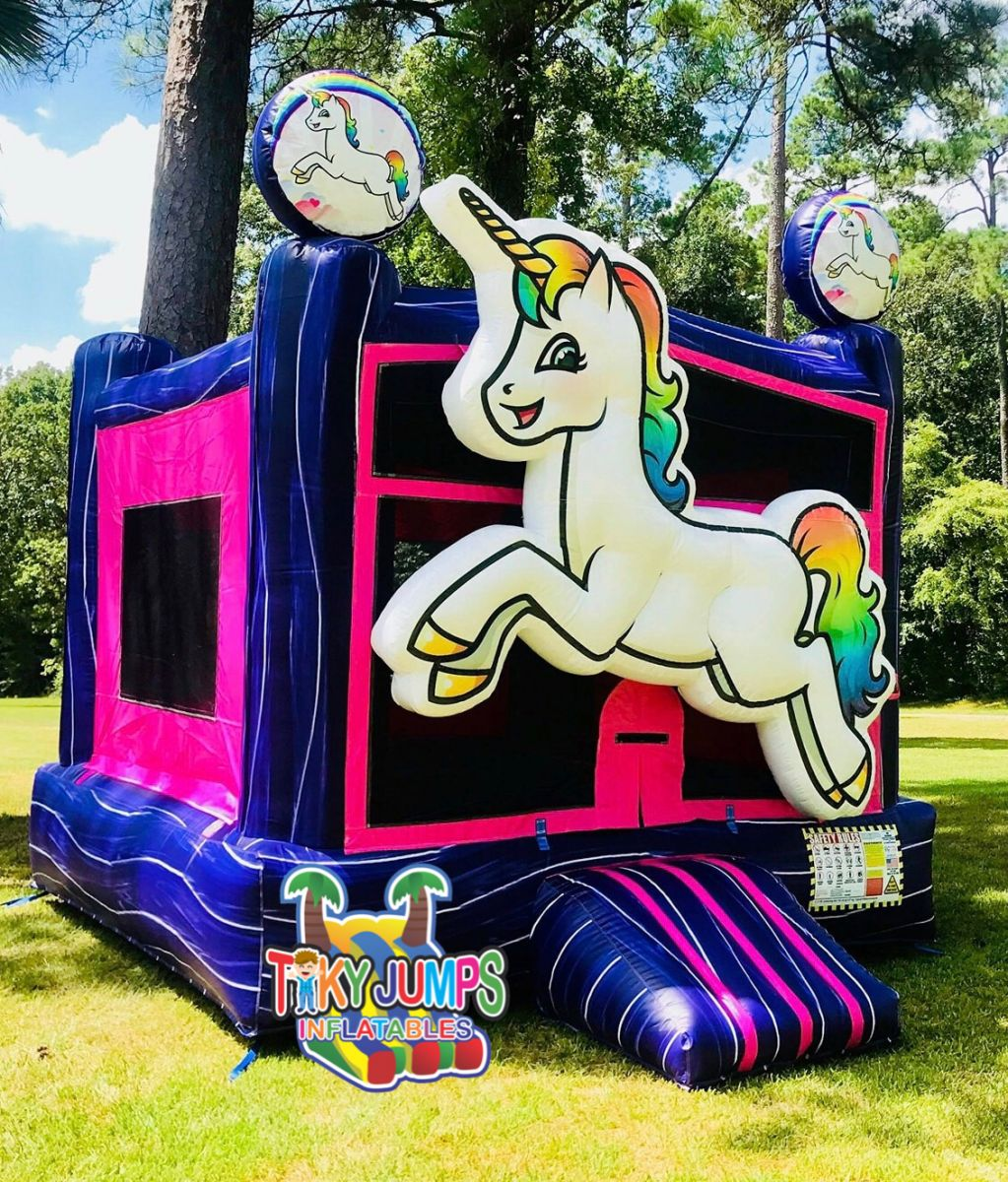 Unicorn Bounce House Rentals Memphis TN