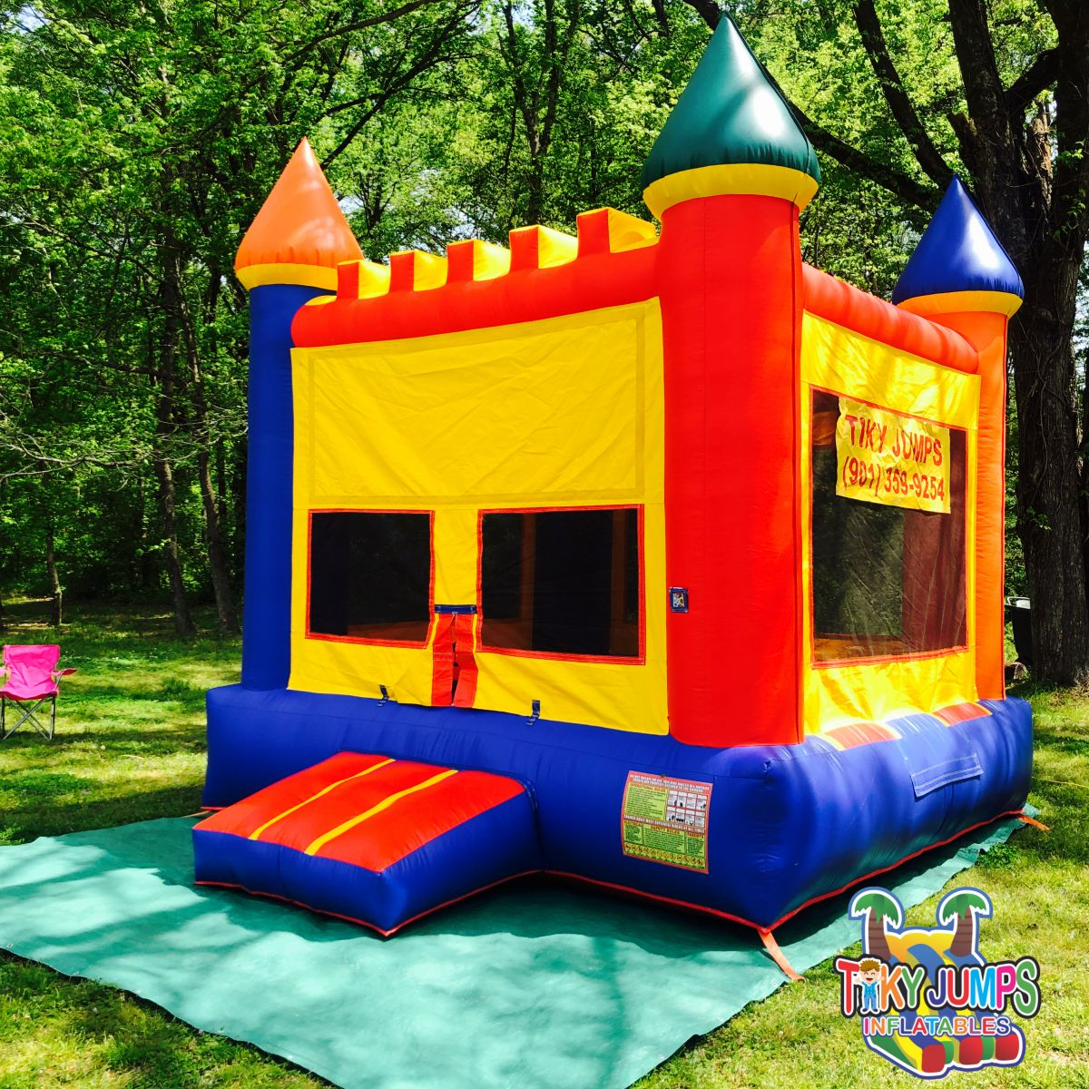 Bounce House Rentals in Memphis TN