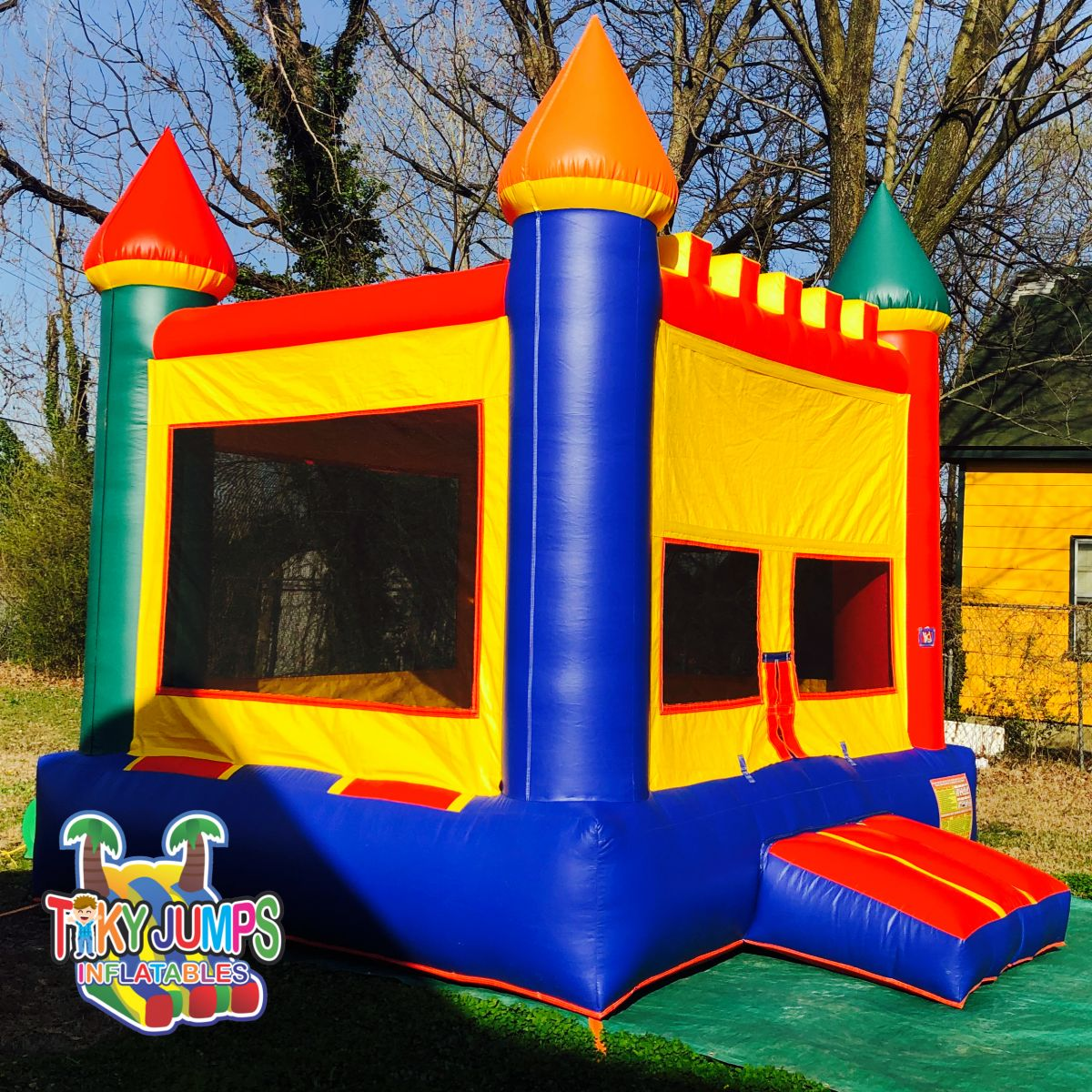 Bounce House Rentals l Bounce House for rent Memphis