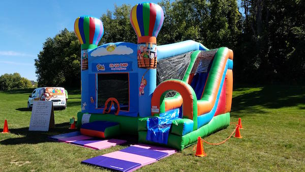 Commercial Inflatables vs Residential Inflatables