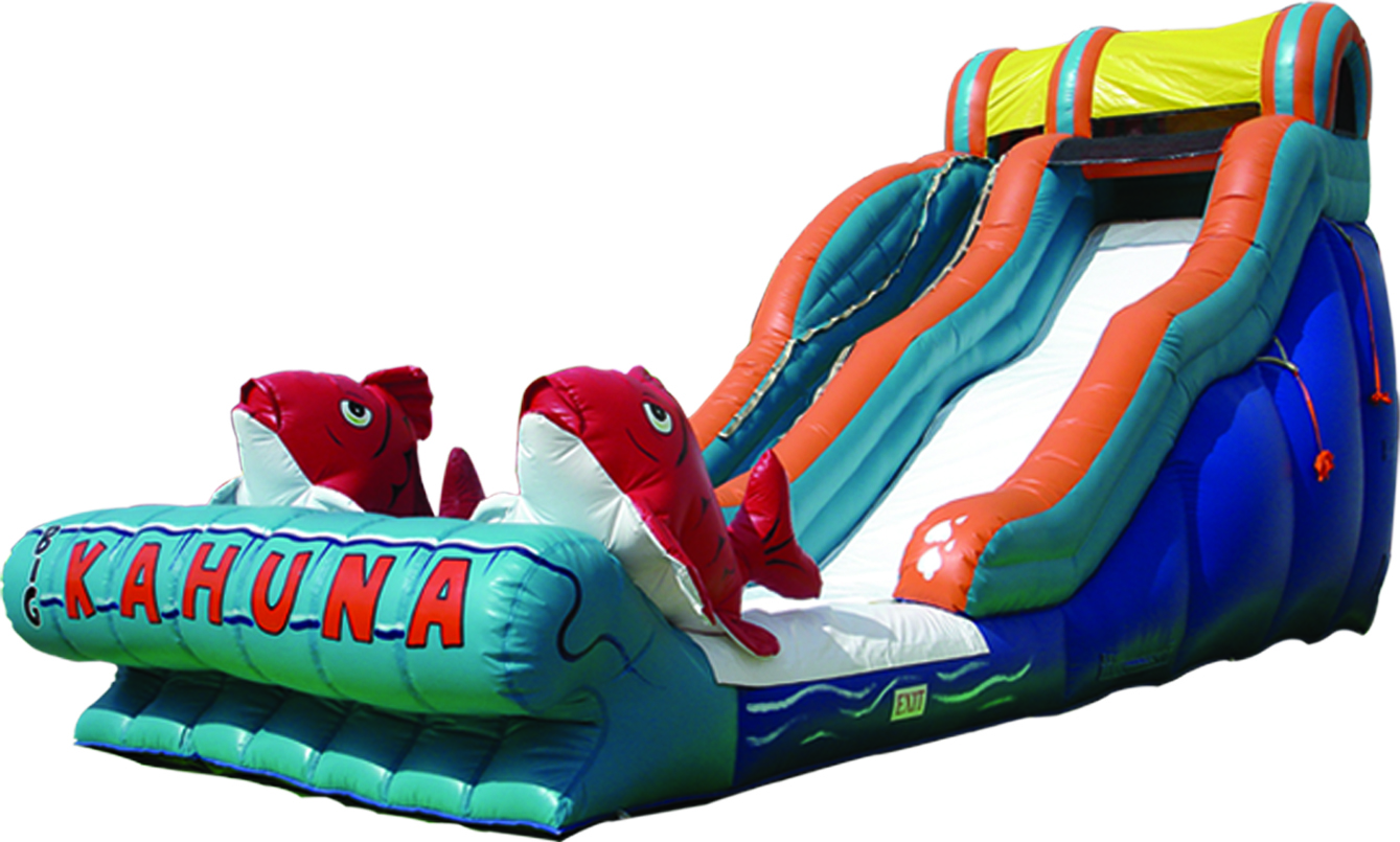 Big Kahuna Waterslide 18ft