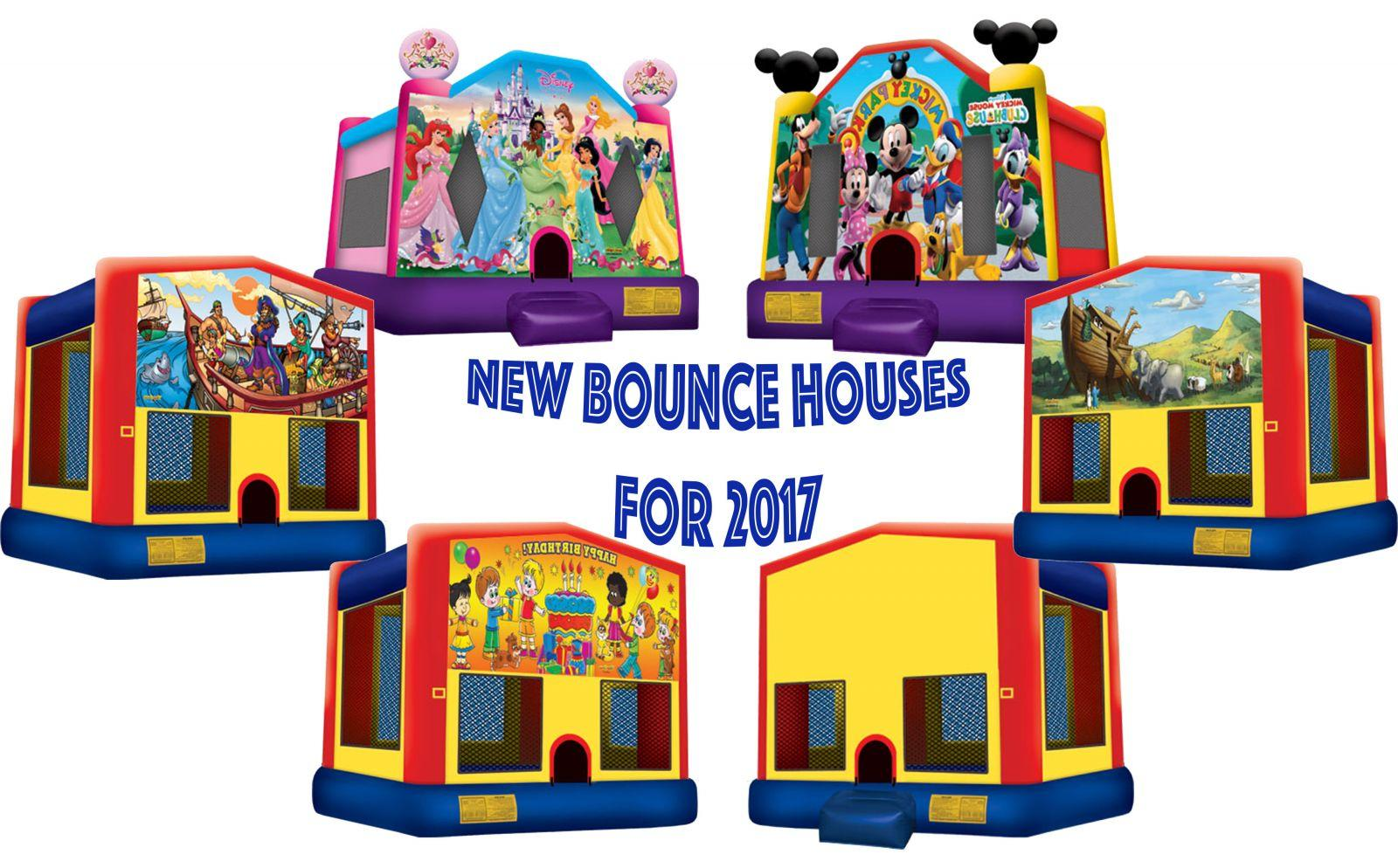 Jackson Mississippi Bounce Houses and Moonwalks
