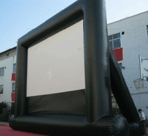 Drive In Movie Screen