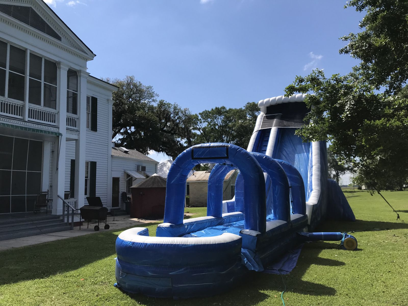 24ft Hurricane Water Slide Rental