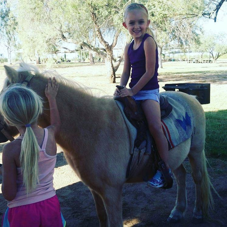 Pony Rides in Phoenix Arizona