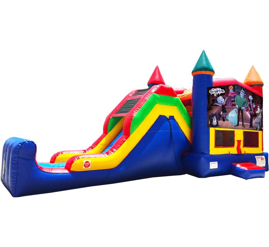 Vampirina Super Combo Rentals in Austin TX from Austin Bounce House Rentals