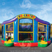 Wacky Fun Center (w/ no panels)