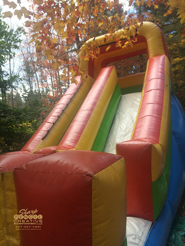slides and party inflatables windham maine