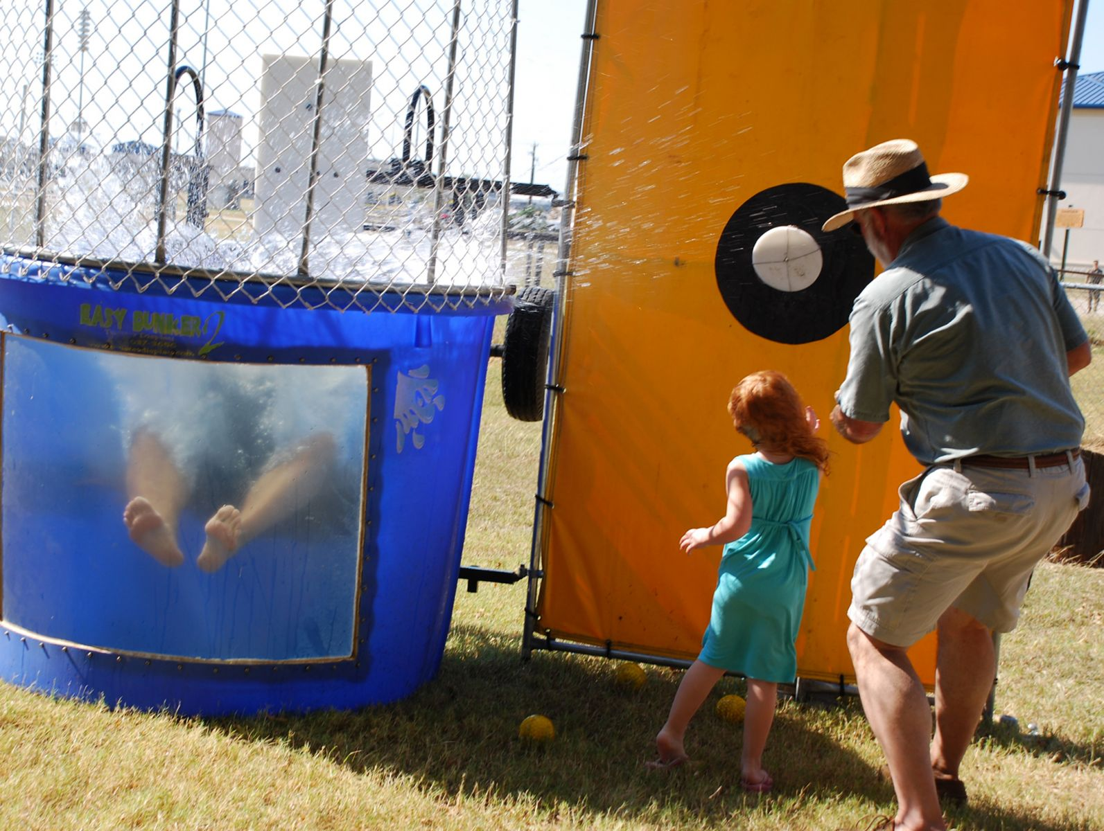 Dunk Tank Rentals for Corporate Picnics and Events in PA