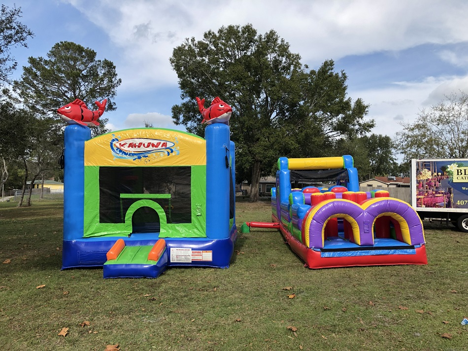 kahuna bounce house rental