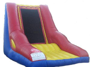 Velcro Wall front view