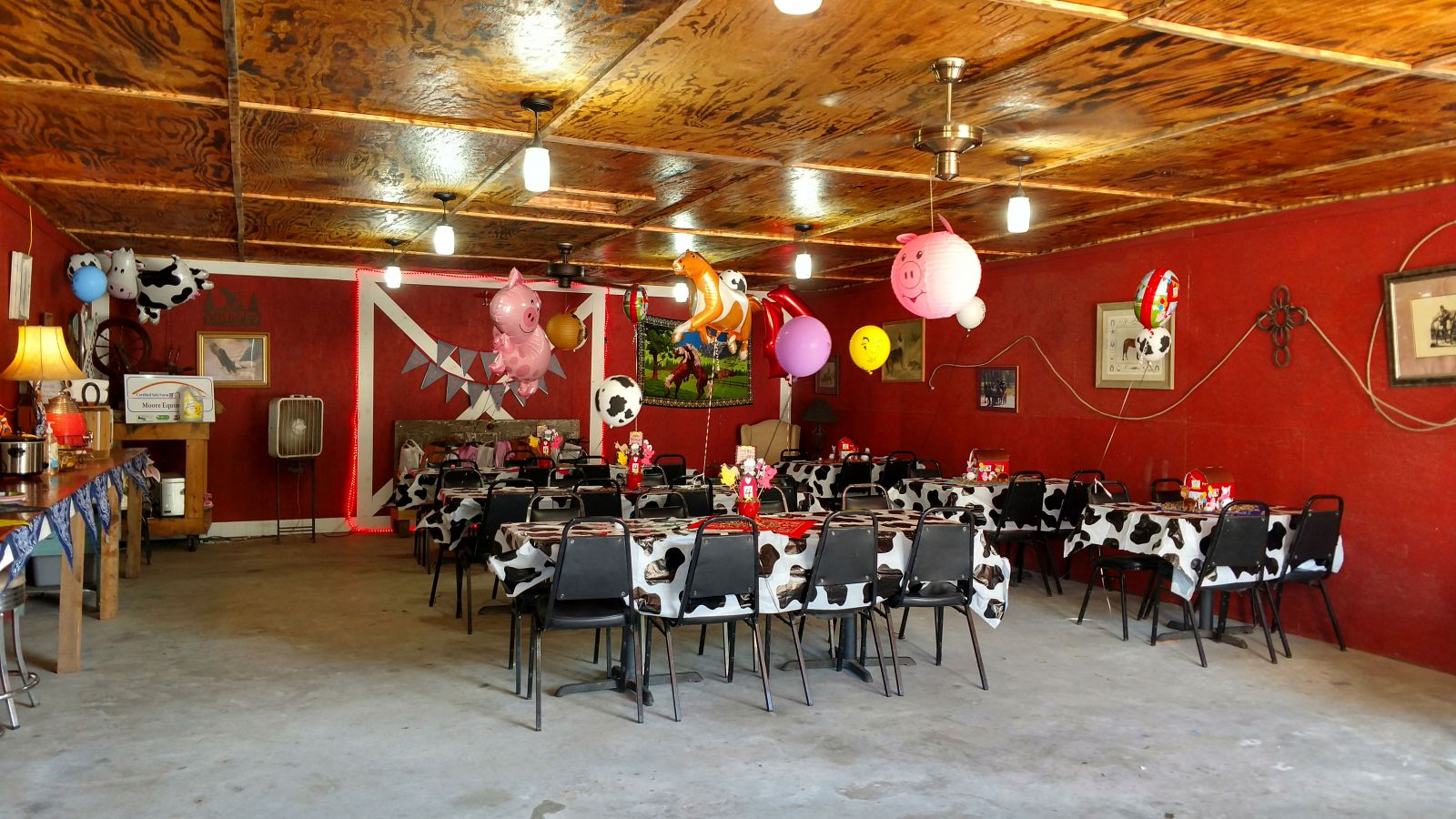 Place to rent for birthday party near me