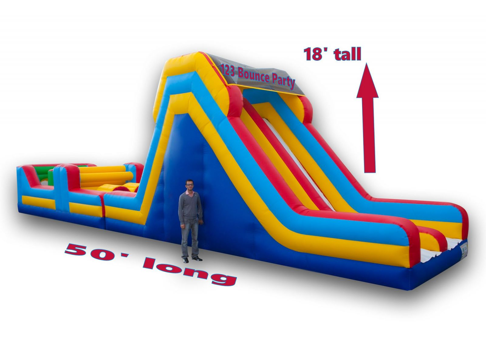 Fabulous 123 Bounce Party Llc Delivers 75 Bounce House Rentals Dunk Download Free Architecture Designs Scobabritishbridgeorg