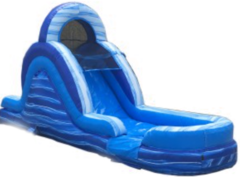 Blue wave DRY Slide.   . $100
