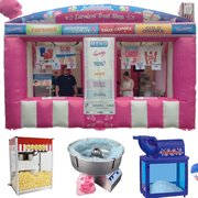 Carnival treat shop combo