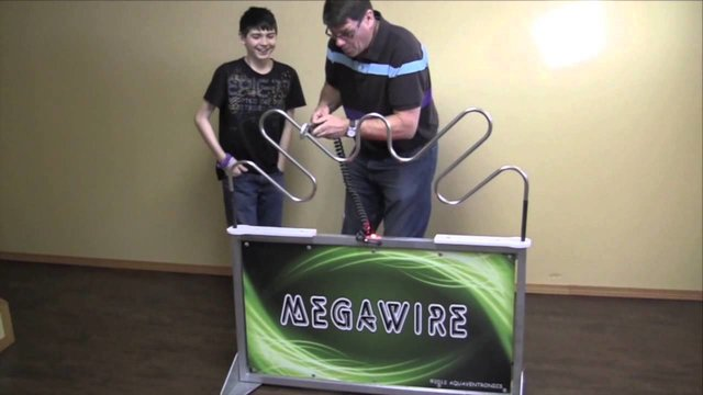 Mega Wire Carnival Game