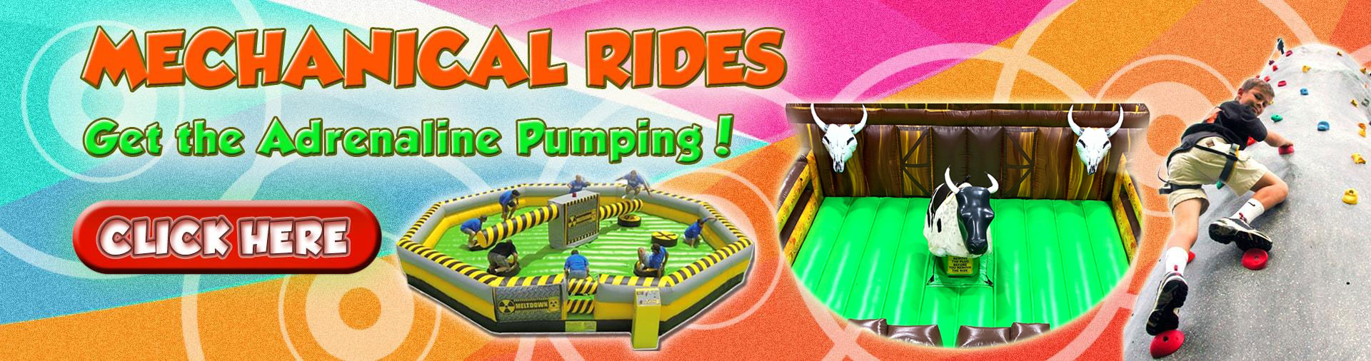 Mechanical Ride Rentals