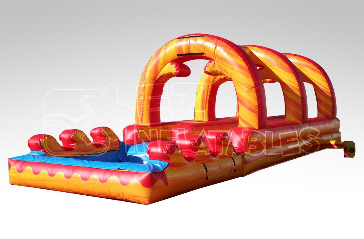 Inflatable Slide Example