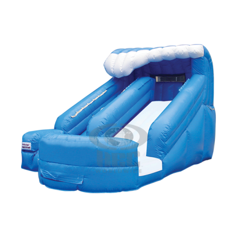 13 Ft. Little Surf Water Slide with Stop Pool