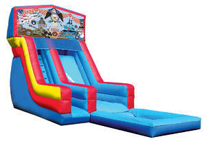 Armed Forces Water Slide
