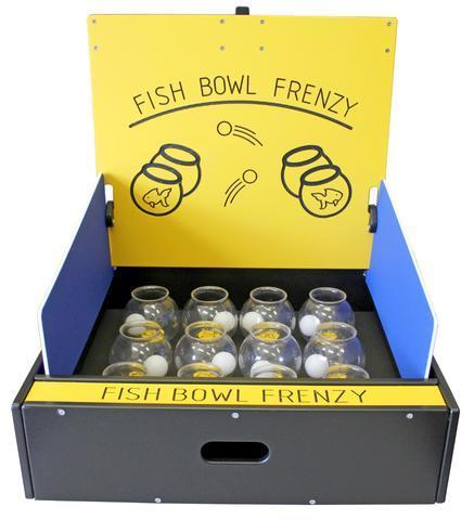 Fish Bowl Frenzy Carnival Game Rental