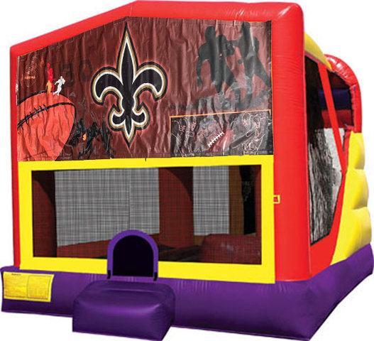 NOLA 4in1 Inflatable Bounce House Combo