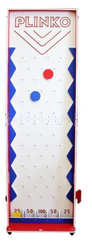 Plinko carnival game rental