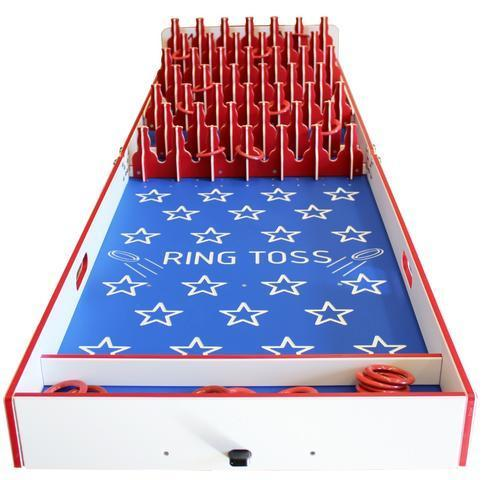 Ring Toss Carnival Game Rental Abouttobounce Com New